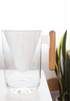 @somawater filter pitcher and water challange