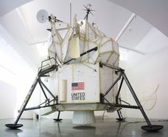 Apollo's Lunar Module - built by Grumman