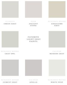 Gray Paint Colors our the coco kelley guide to the best neutral paint colors that