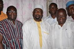 Gomoa Chief threatens to curse NPP leaders if they break promises - GhanaWeb