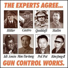 If you've ever wondered about gun control, here is all you need to know in pictures! So easy to understand even a caveman will get it! Beliefnet Voices – Donna Calvin