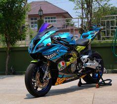 S1000RR replica AGV Rossi Misano 2015 by Hug Sticker - DaiDeGas Forum