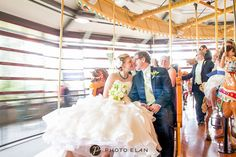 Built in 1918, Woodland Park Zoo's Historic Carousel provides a colorful backdrop that will add magic to your #wedding photos. www.zoo.org/planyourevent #zoowedding