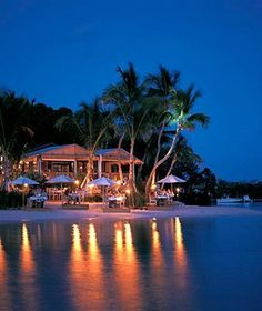 Little Palm Island Resort & Spa in #Florida makes T+L World's Top Hotel list. It's perfectly secluded, romantic,  and located on a private island with white-sand beaches-- why stay anywhere else?