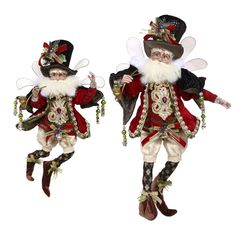 """Mark Roberts 17"""" or 21"""" Hollywood and Vine Fairy Christmas Figure"""