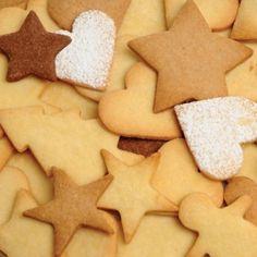 gemakkelijk en lekker recept voor Kerstkoekjes - Dille & Kamille