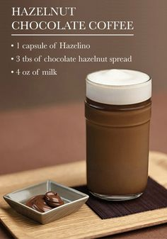 Hazelnut Chocolate Coffee | The rich flavor of chocolate is the backdrop for the…