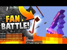 ITS GOING TO EXPLODE!!   4 VS 50 MINECRAFT FAN BATTLE!