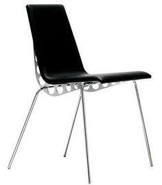 Scandinavian design chair - BOOMERANG - Design By Us