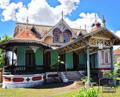 Boissiere House - Woodbrook, Trinidad   Flickr - Photo Sharing!