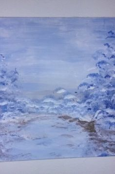 winter in ND Snow, Winter, Painting, Outdoor, Winter Time, Outdoors, Painting Art, Paintings, Outdoor Games