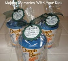 Classified Employees Week: Ideas for Gifts {Teacher Appreciation Ideas} - Making Memories With Your Kids