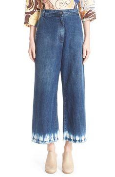 Rachel Comey 'Bishop' Hand Bleached Jeans