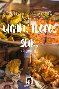Delicious Food You Should Not Miss in Vigan, Ilocos Sur, Philippines Vigan Philippines, Philippines Travel, Asia Travel, Travel Tips, Travel Advice, Travel Guides, Travel Destinations, Ilocos, Drinking Around The World