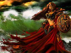 The Princess of warrior