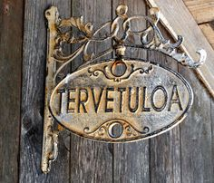 A welcome sign. (Tervetuloa is the Finnish for Welcome). Attached to the wall of the earth cellar in the garden of my old house in Elimäki, Finland. Lappland, Helsinki, Learn Finnish, Finnish Language, Scandinavian Countries, My Heritage, Shop Signs, Norway, Signage
