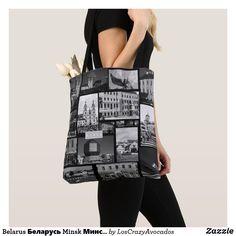 Belarus Беларусь Minsk Минск City Architecture Tote Bag City Architecture, Shoulder Bag, Tote Bag, Cool Stuff, Bags, Fashion, Handbags, Moda, Fashion Styles