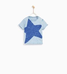 ZARA - KIDS - STAR T-SHIRT