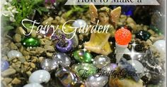 Hi everyone! Earlier this month at our Garden Club Meeting, we had a woman in to teach us how to make a tabletop fairy garden . This was so...