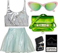 """""""my baby just cares for me"""" by generationsoflove ❤ liked on Polyvore"""