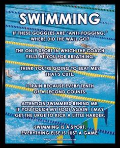 Swimming Quotes For Posters. QuotesGram