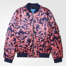 2adidas pastel rose genser