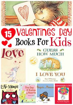 Valentines Day Book for Kids - a wonderful way to explore love and friendship with children and discuss the meaning of Valentines Day! - Life At The Zoo