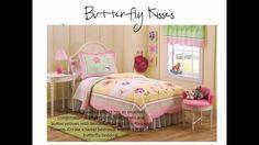 Girl Bedding Ideas  http://www.youtube.com/watch?v=1DJ7MRwaq-E