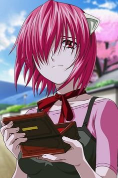 Elfen Lied Lucy and the Music Box