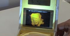 Now you can get a 3d ultrasaound hologram picture of your unborn baby. I'm not sure if this is creepy or cute. Read more here: http://www.bitrebels.com/technology/3d-ultrasound-hologram-pictures/