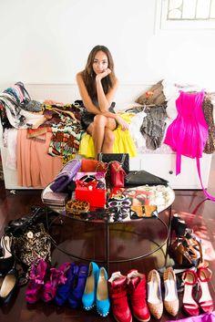 Ashley Madekwe's wardrobe is MAJOR. http://www.thecoveteur.com/ashley_madekwe