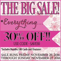 Our Daily Bread designs Blog: Biggest Sale of the Year!!