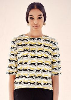 PEOPLE TREE http://www.peopletree.co.uk/ Fair Trade certified and uses environmentally responsible materials like organic cotton, alpaca, and more. One of our favorites! @peopletree