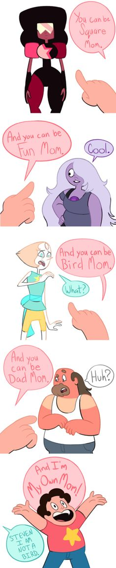 MOMS FOR EVERYONE xD