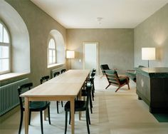 Miller & Maranta, Ruedi Walti · Renovation and Extention Old Hospice St.Gotthard