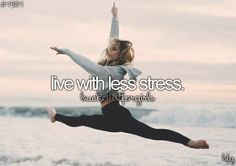 i would love to release a lot of stress so that i can feel more stress so that i can feel free to do anything and not have to worry about different things and be just a free women