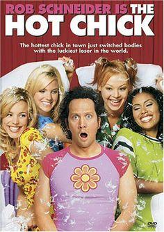 The Hot Chick DVD ~ Rob Schneider, http://www.amazon.com/dp/B00008K7AM/ref=cm_sw_r_pi_dp_-jLIpb02CZ151