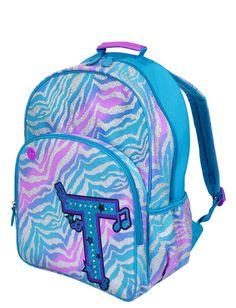 Cool Zebra Backpack | Backpacks & School Supplies | Accessories | Shop Justice