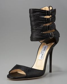 "Jimmy Choo - looks like a fun ""night out"" shoe!"