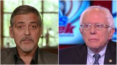 George Clooney is being attacked for participating in Democratic Party fundraisers with Hillary Clinton, but Democratic presidential candidate Bernie Sanders has raised no money to help Democrats retake the House and Senate in 2016.