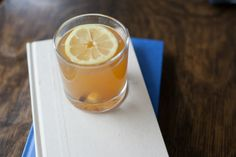 Hot Toddy with Ginger | With Love