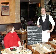 Rick Steves' tips for tipping in Europe.