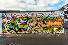 The Tivoli Car Park is unique and is located next to the Tivoli Theatre on Francis Street. It operates independently from the theatre and house's Dublin Graffiti Hall of Fame.