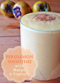 Persimmon Smoothie3