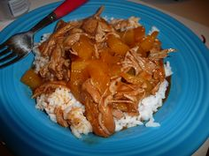 Brown Sugar And Soy Sauce Pineapple Bbq Pork In Crock Pot