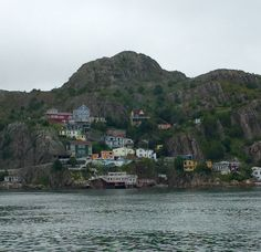 The Battery, St. John's, Newfoundland