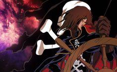 Space Pirate Captain Harlock Wallpapers 2