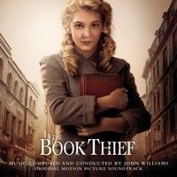 "Click on the track title or the image to see the slideshow for ""The Book Thief"""