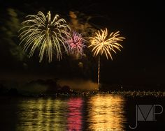 Tips on Shooting Fireworks and Post Production