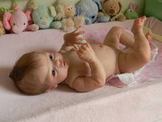 Reborn Esme Eagles 318 1250 Sold Out Ed My Forever Babies Awarded Artist | eBay